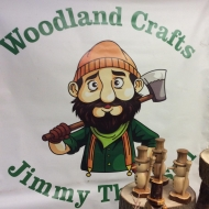 Venue 063 - Jim Thomson's Woodland Crafts